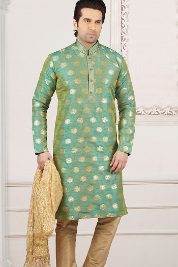 Designer Kurta Pajama For Mens Wedding