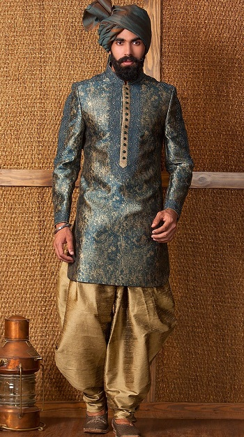 Designer Kurta Style for Wedding