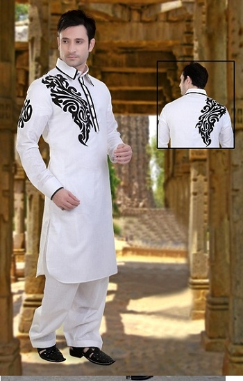 Designer Pathani For Men