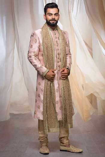 Manyavar Kurta Pajama For Wedding