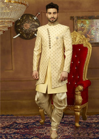 Modern Wedding Kurta Pajama For Mens