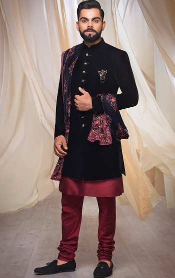 New Manyavar Kurta For Wedding