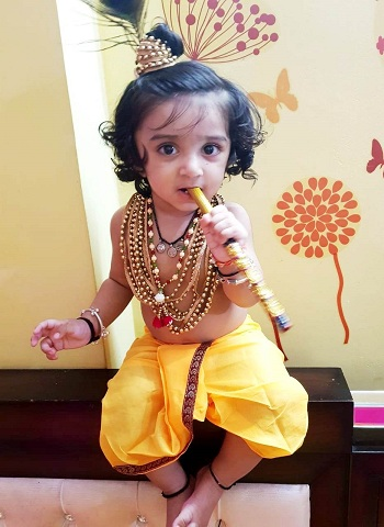 little krishna jiyaan