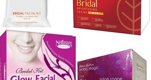 Facial Kits for Bridal Glow