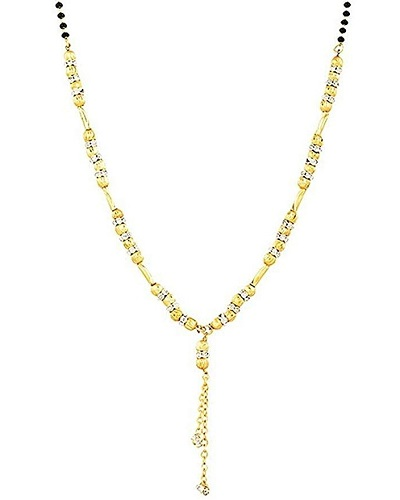 Artificial Mangalsutra Chain Without Pendant