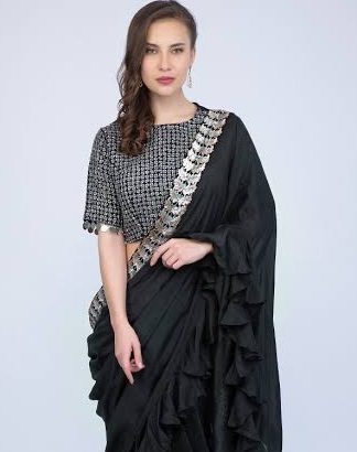 Cotton Printed Blouse for Saree