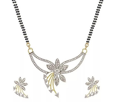 Pendent Style Artificial Mangalsutra Set
