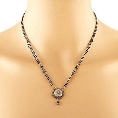 Traditional and stylish everyday wear mangalsutra
