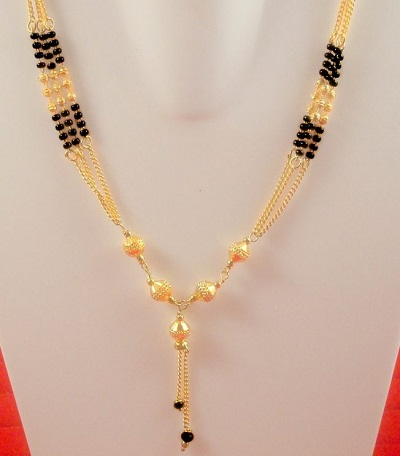 Delicate Daily Wear Mangalsutra Style