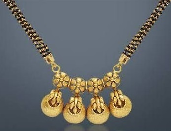 Gold Mangalsutra For Everyday Use