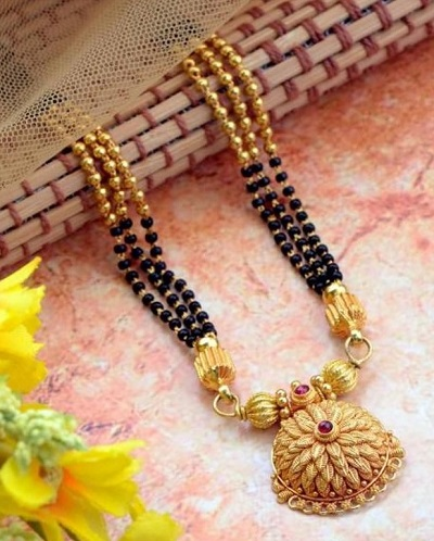 Mangalsutra Pattern For Festivals And Weddings