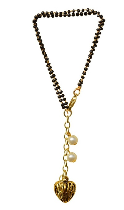 Light weight Mangalsutra for hands