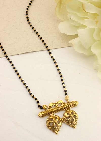 Only Gold 10 grams Mangalsutra design