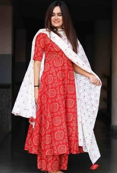 Palazzo dress for casual wear
