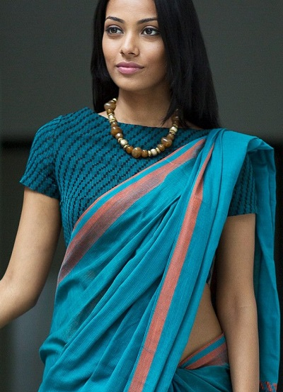 Cotton Blouse For Everyday Wear Sarees