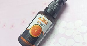 LA Organo Vitamin C Serum Review 3