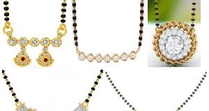 Latest Mangalsutra Pendant designs