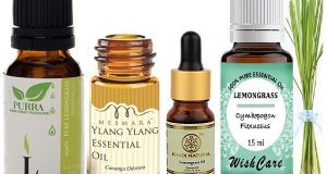Best Lemongrass Essential Oils in India