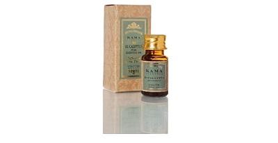 Kama Ayurveda Eucalyptus Pure Essential Oil