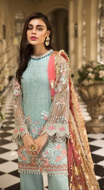 Bridal Suit For Post Wedding Parties